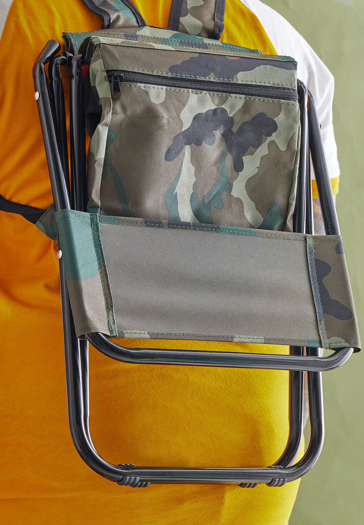 Backpack Folding Stool