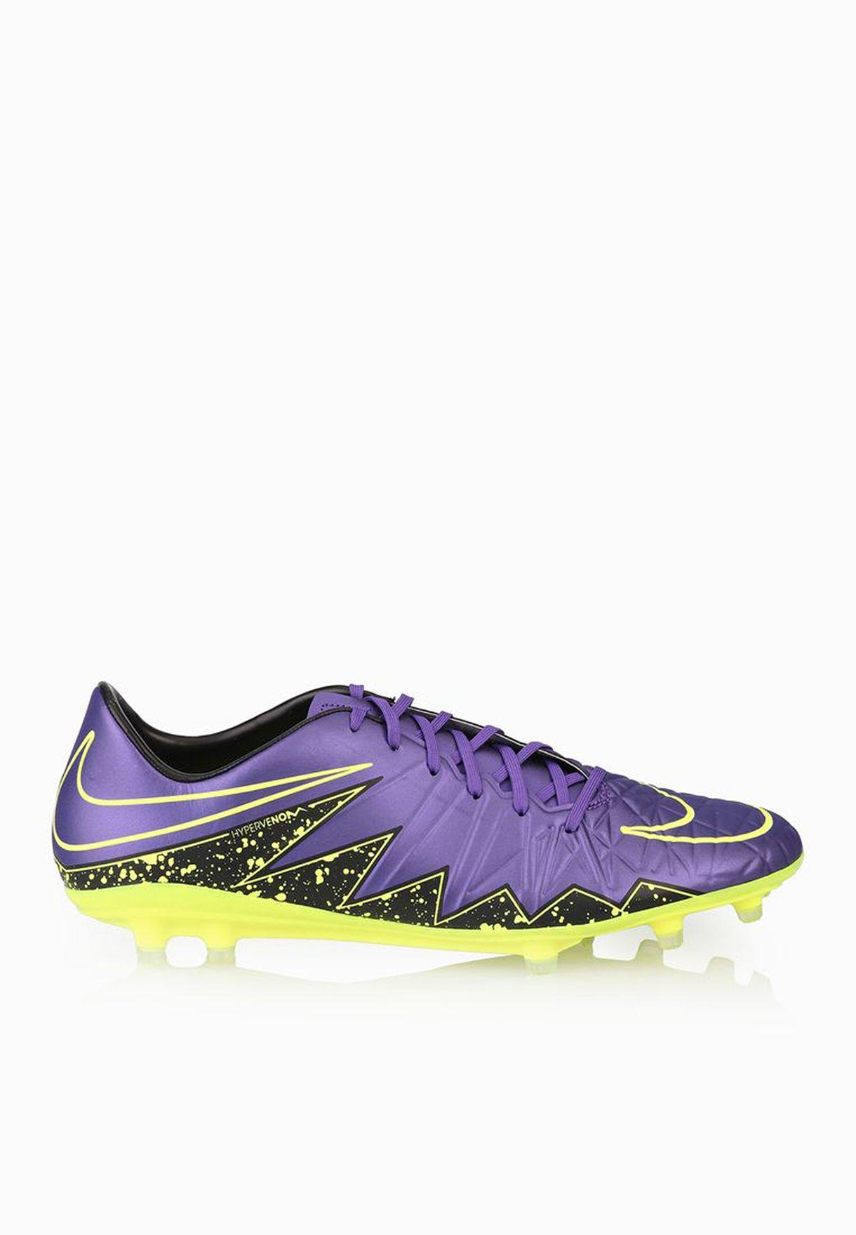 b03df77393db Shop Nike purple Hypervenom Phatal II FG 749893-550 for Men in Qatar -  NI727SH25MVI