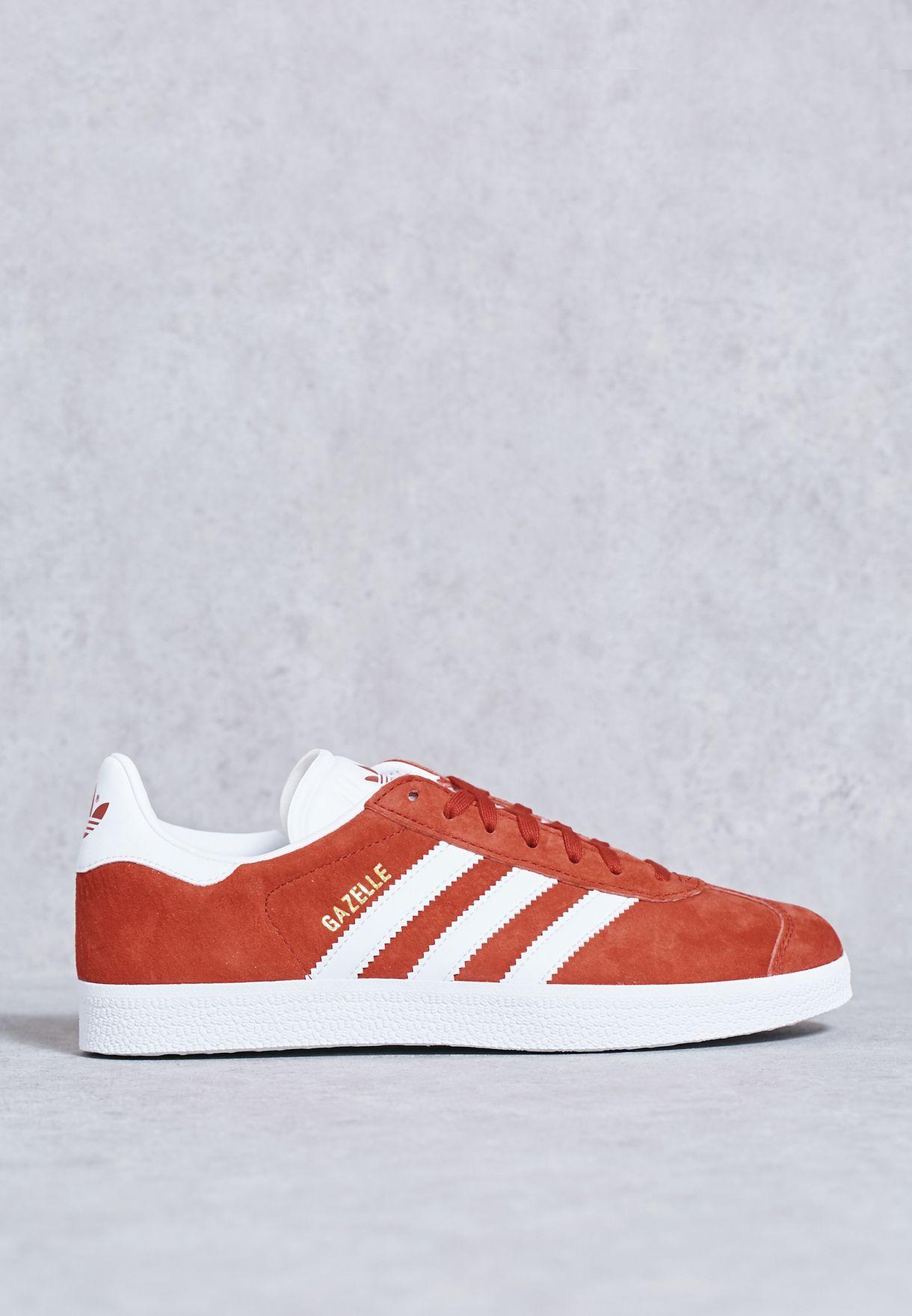 best website 65714 b8a13 Shop adidas Originals red Gazelle for Women in Kuwait - AD47