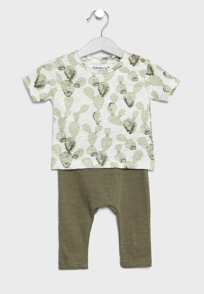 Infant T-Shirt+Sweatpants