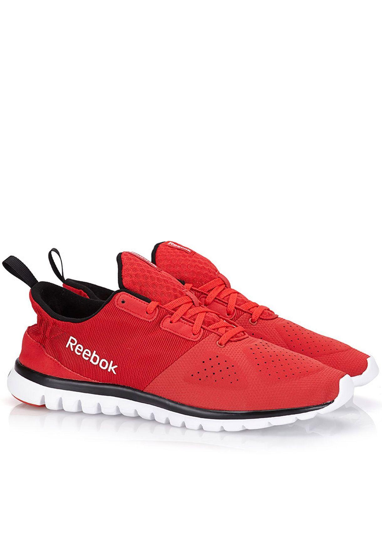 ed803aefe4b Shop Reebok red Sublite Aim M45479 for Men in UAE - RE019SH25JPU