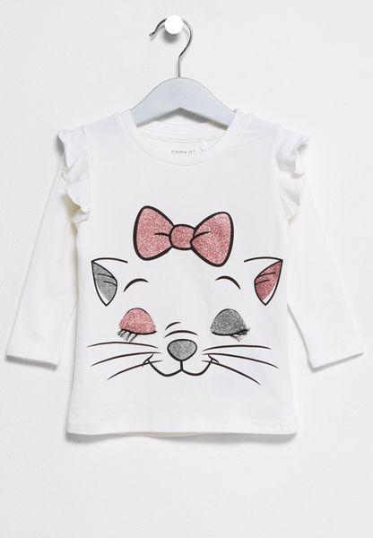 Little Etbike Print T-Shirt