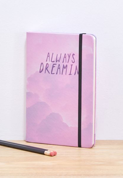 A5 Dreaming Notebook