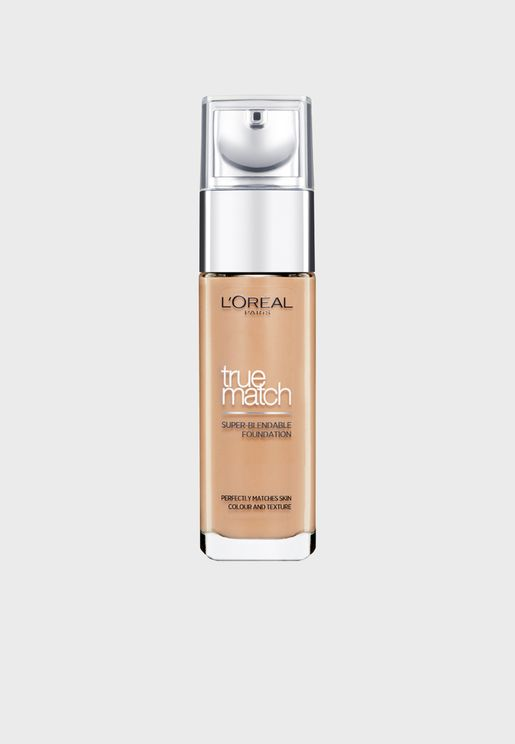 True Match Foundation 8D8W