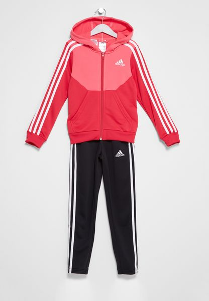 Youth Hooded Tracksuit