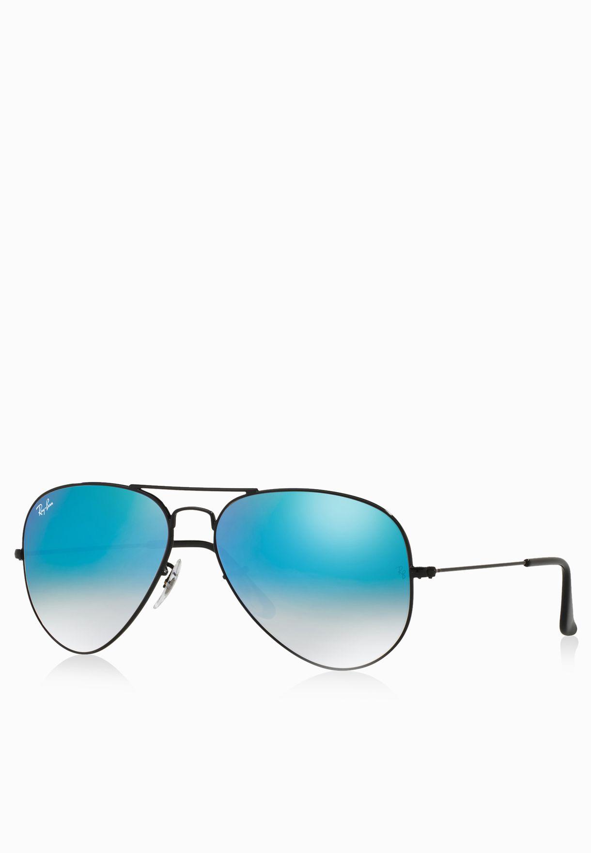 0RB3025 Aviators Sunglasses