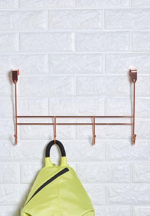 4 Hook Over Door Hanger