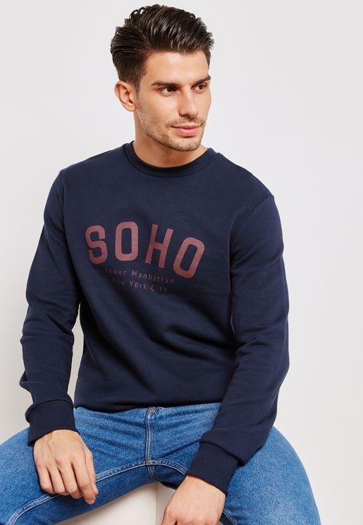 Simoncity  Sweatshirt