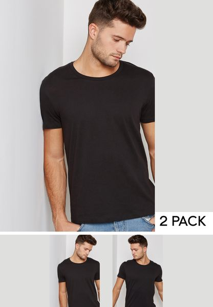 2 Pack Essential T-Shirt