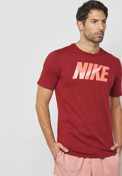 Block Swoosh T-Shirt