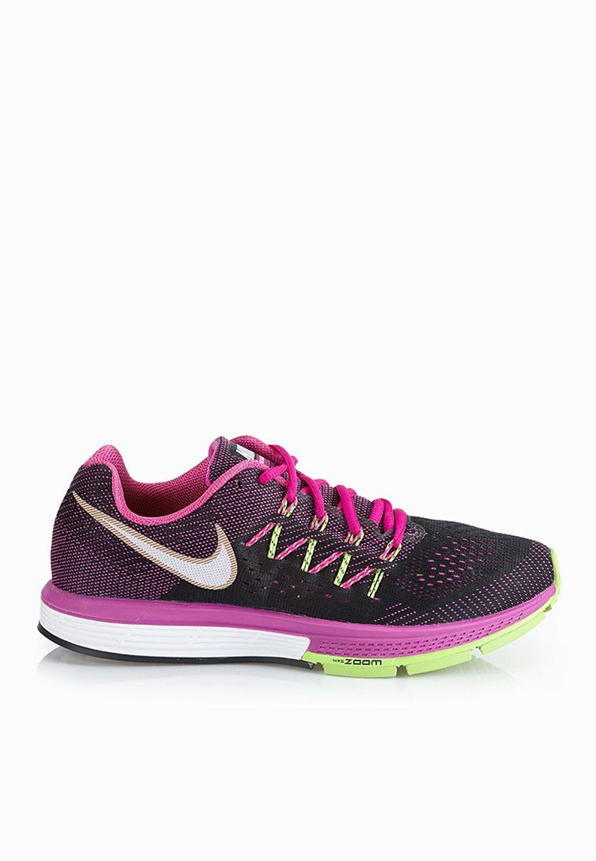 b13012e6d14a Shop Nike purple Air Zoom Vomero 10 Sneakers 717441-501 for Women in Qatar  - NI727SH25ZMG