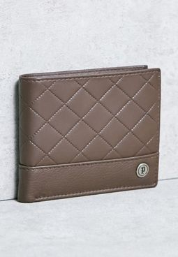 Quilted Coin Wallet