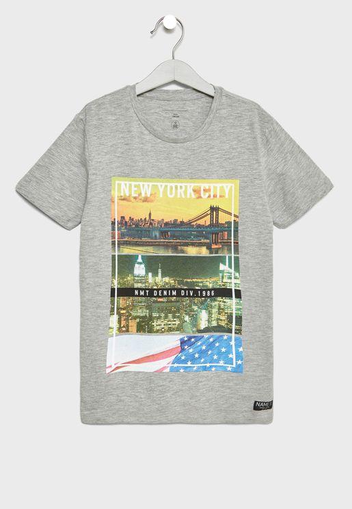 Teen New York T-Shirt