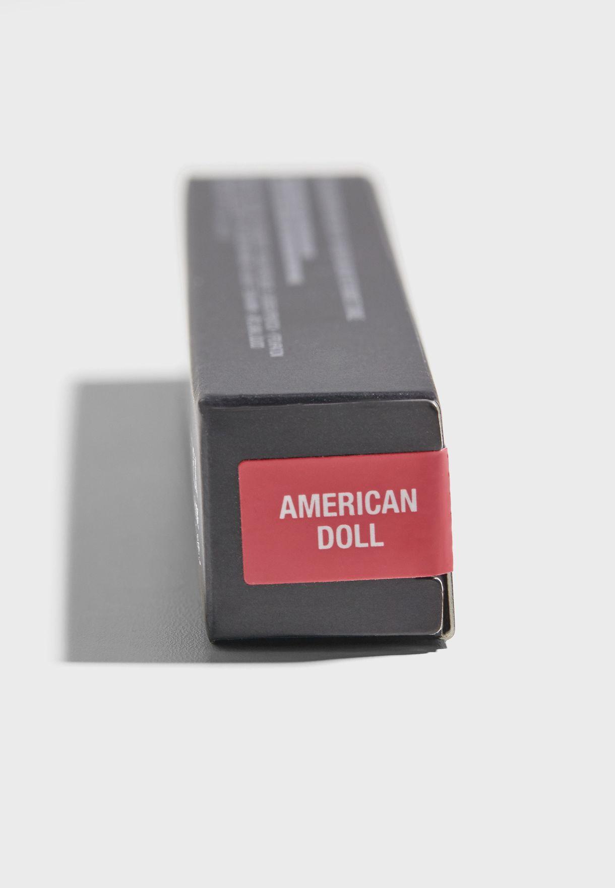 Liquid Lipstick - American Doll