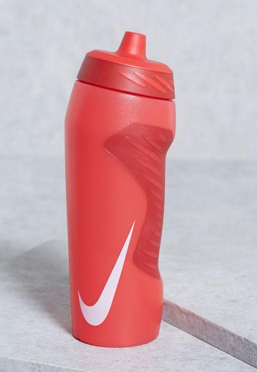 زجاجة بشعار نايك سووش
