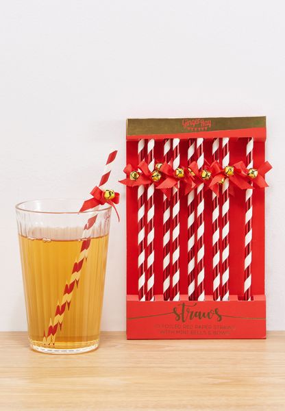 Straws With Bells