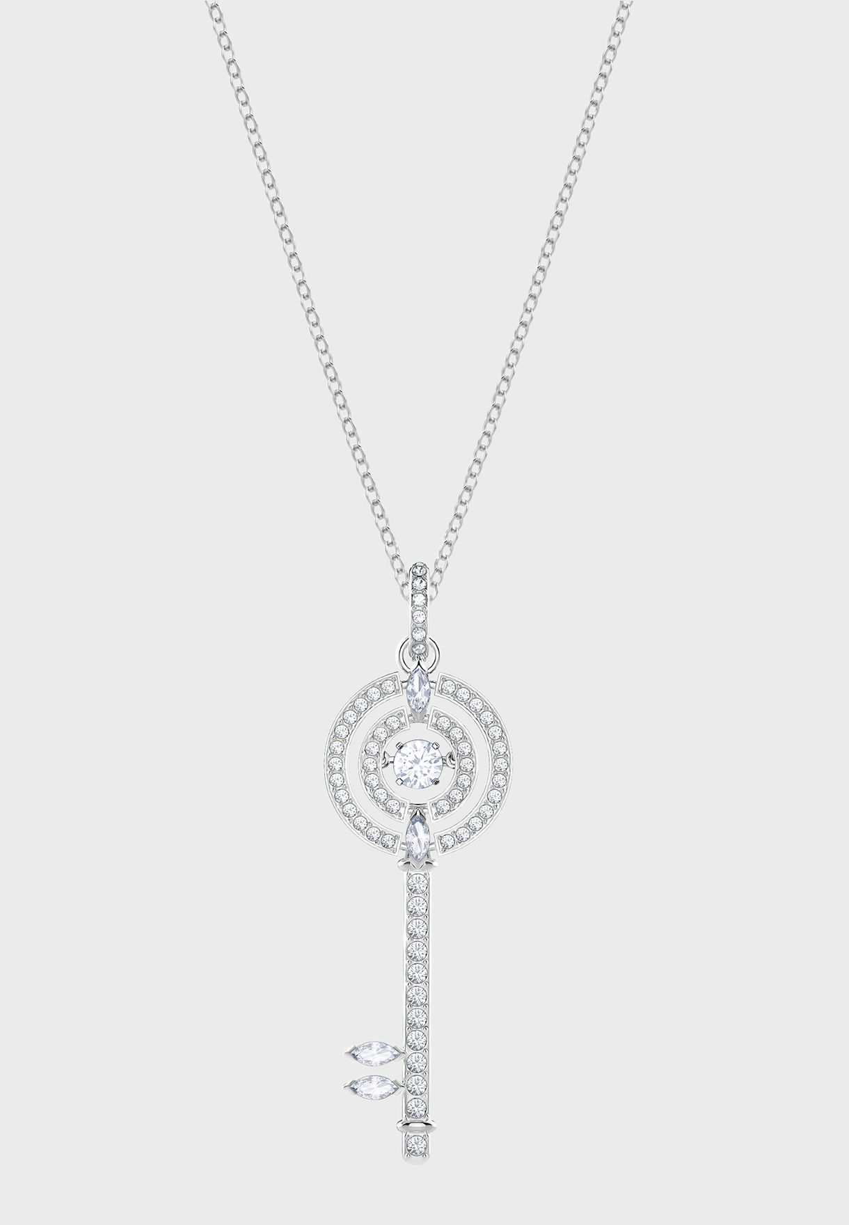 Sparkling Key Necklace