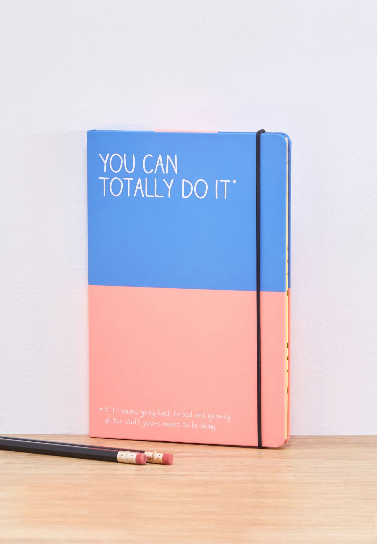 You Can Totally Do It Notebook A5