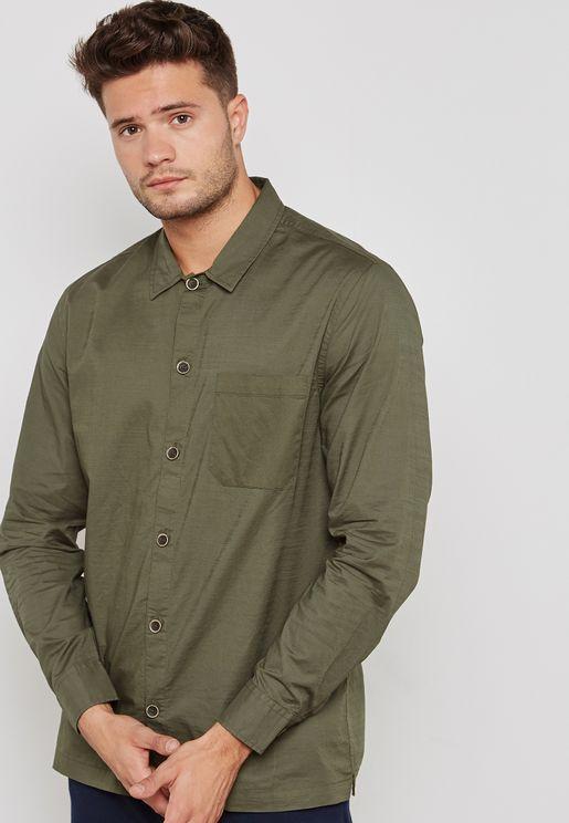 Mango Man Long Sleeves Shirts for Men  6c8d44846