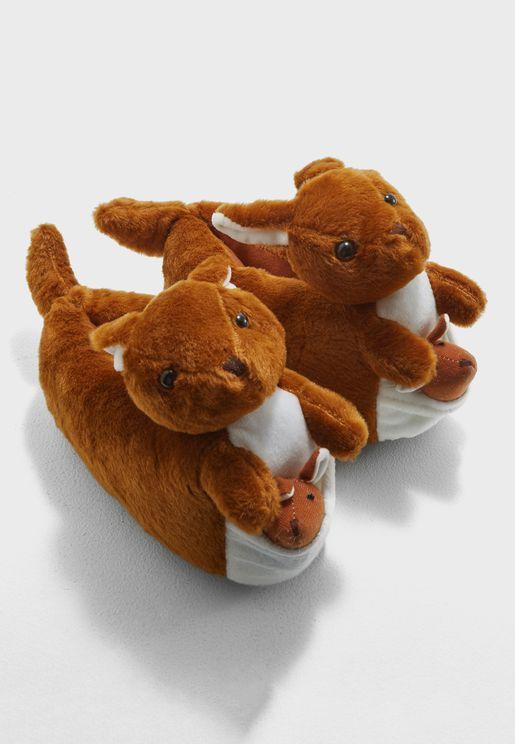 Keith Kangaroo 3D Slip On