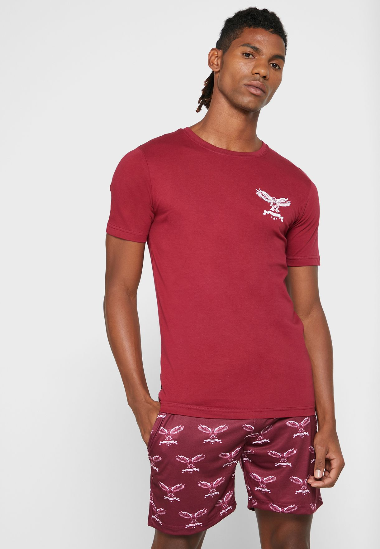 Eagle Nightwear Set
