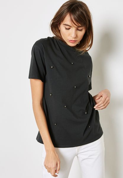 Embellished T-Shirt
