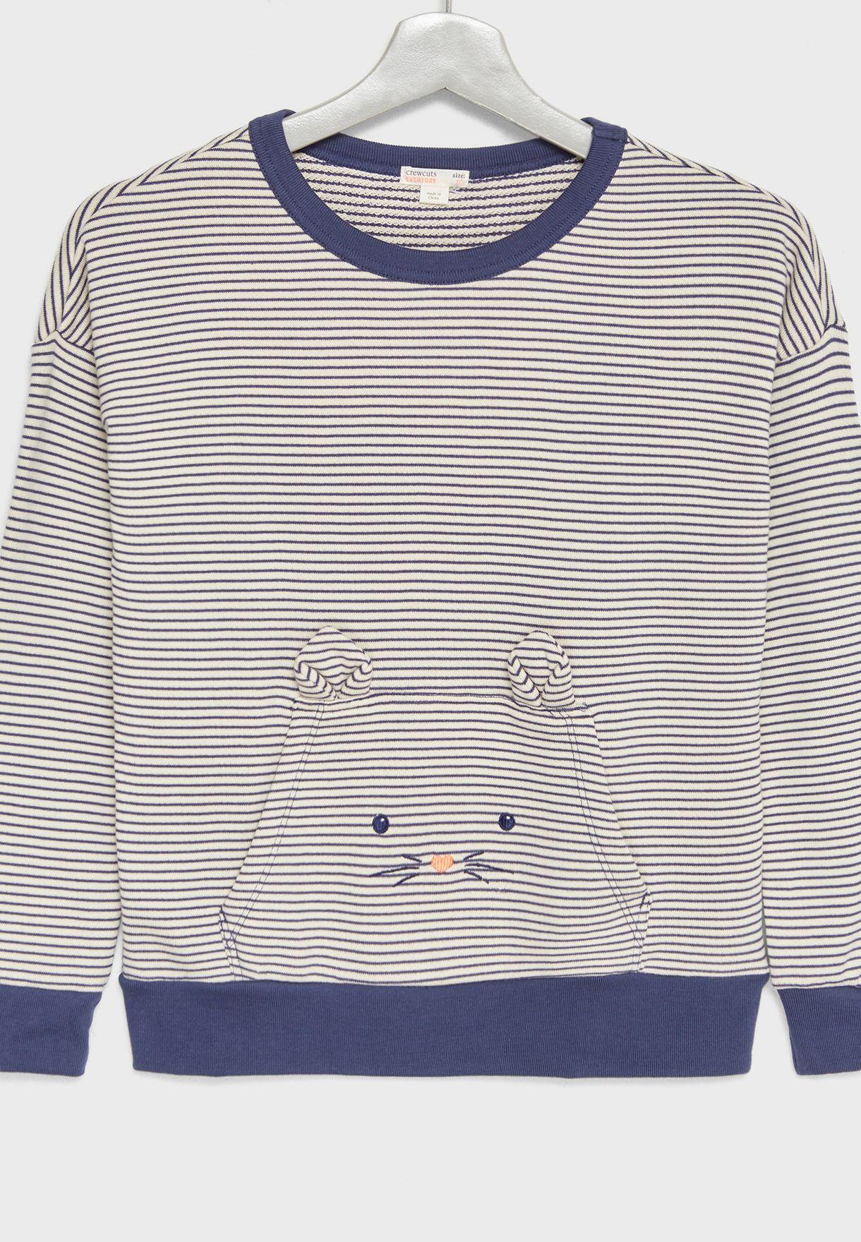 Teen Anna Cat Sweater