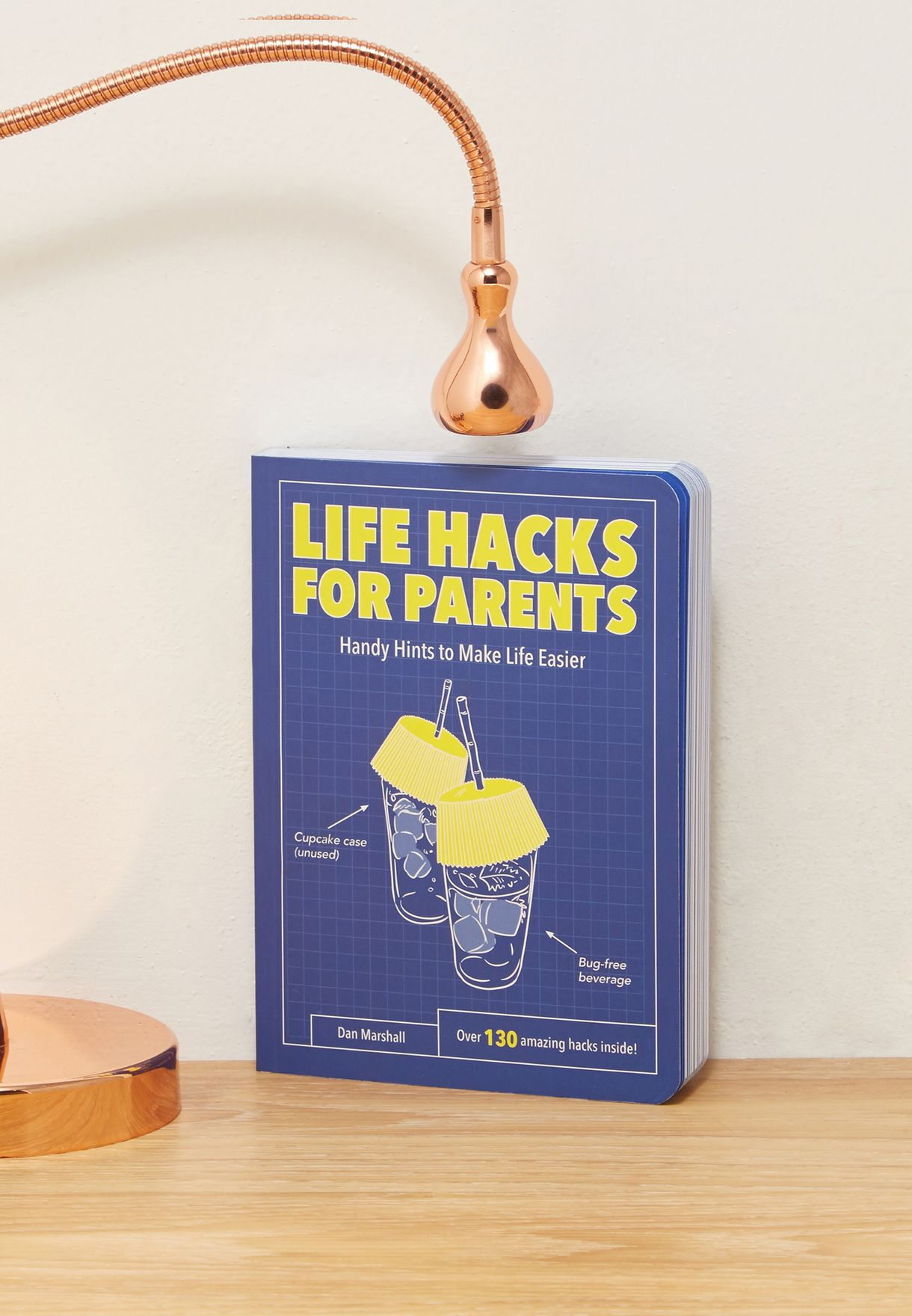 Life Hacks For Parents Book
