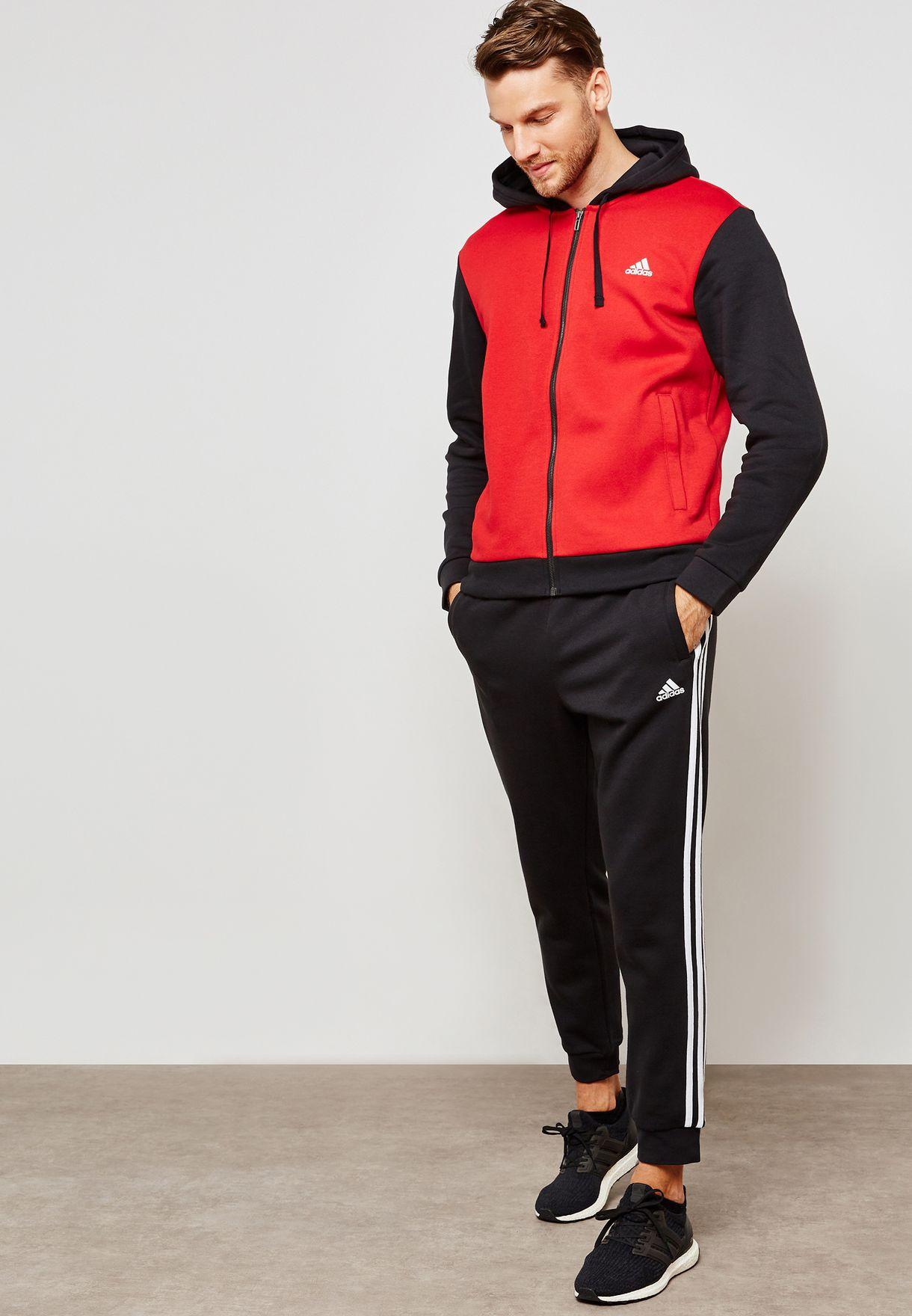 8ef70e53dc04 Shop adidas black Energize Tracksuit CZ7850 for Men in UAE ...