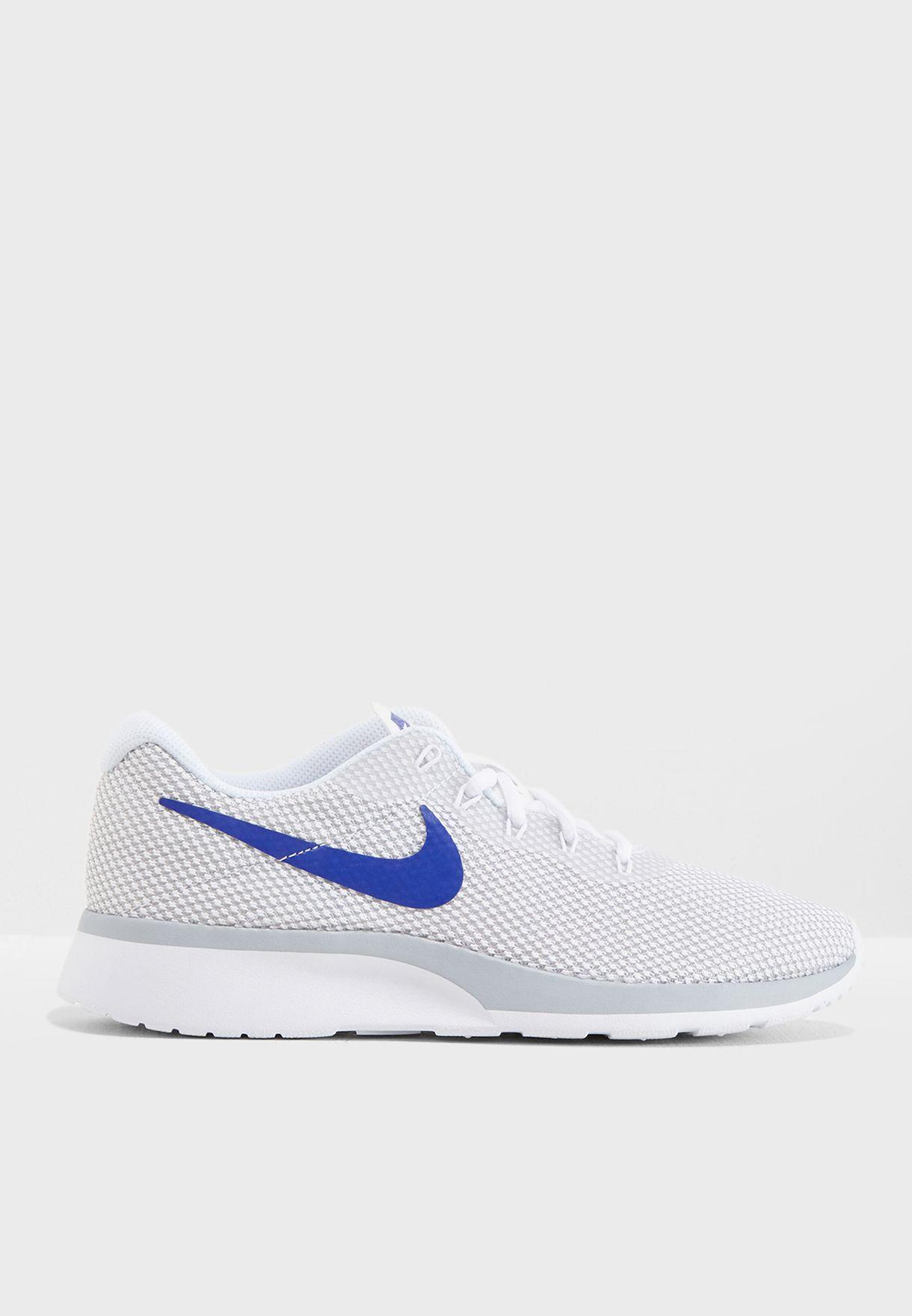 500e5aa8b1d8b تسوق حذاء تانجن ريسر ماركة نايك لون متعدد الألوان 921668-103 في ...