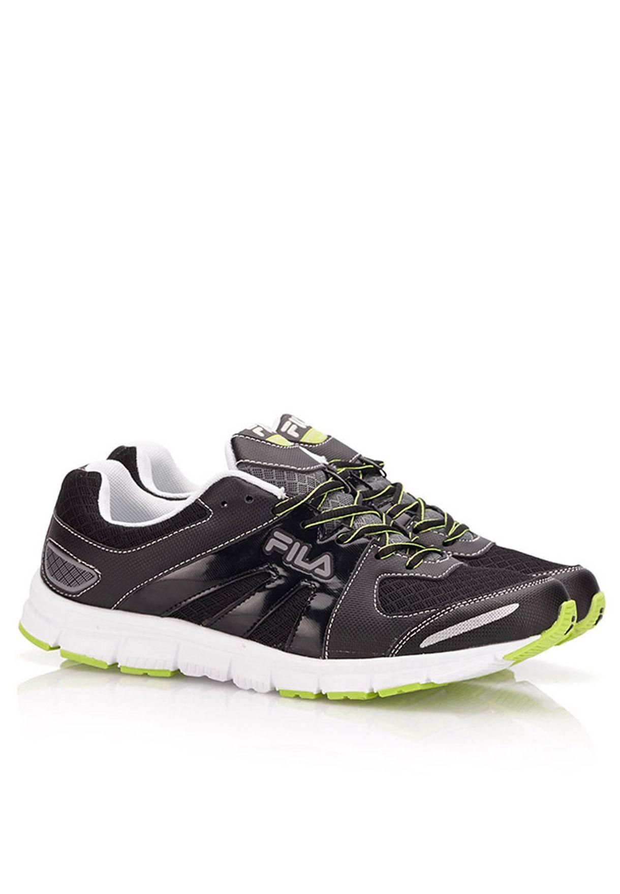 36e4dfa8a تسوق Sports Shoes ماركة فيلا لون أسود 391R174-112 في البحرين ...