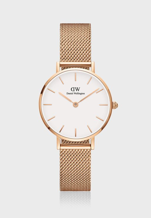 Melrose Classic Watch 28mm Rose Gold