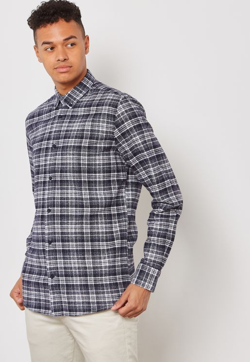 Walther Checked Regular Fit Shirt