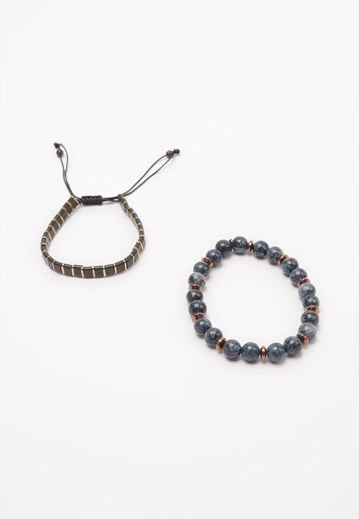 2 Pack Bracelet