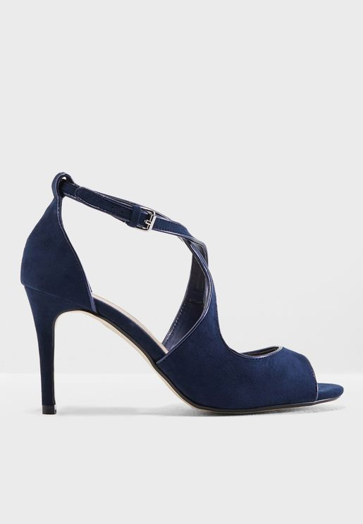 Brea Heeled Sandals