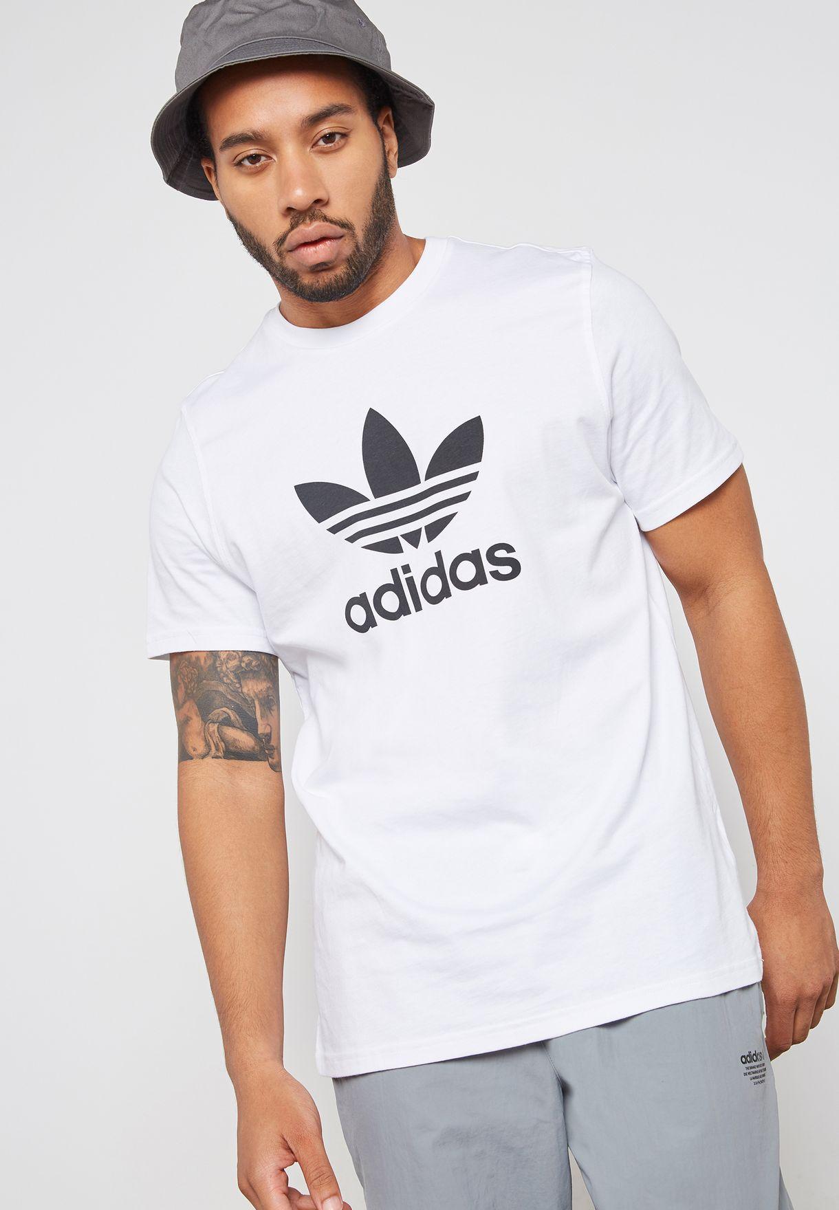 Trefoil Tee Adicolor Casual Men's T-Shirt