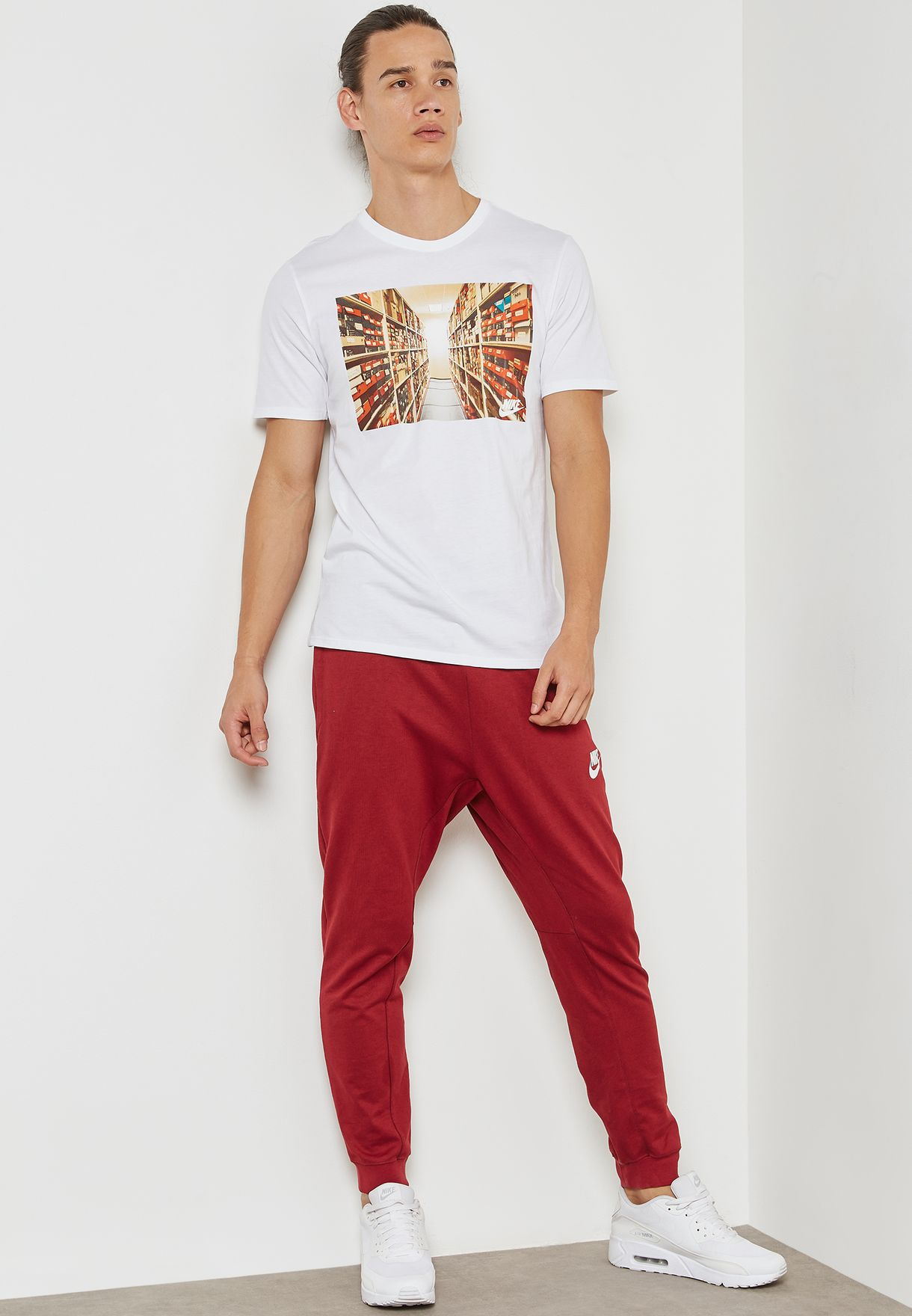 Photo Red T-Shirt