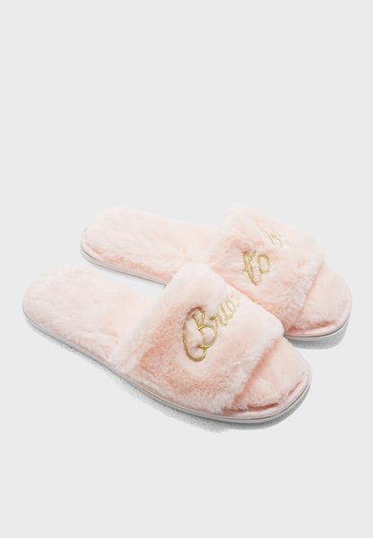 Bride To Be Slipper