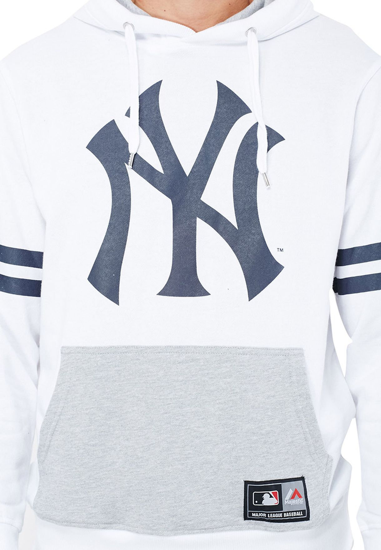 sports shoes bd764 3a91a NY Yankees Buckley Hoodie
