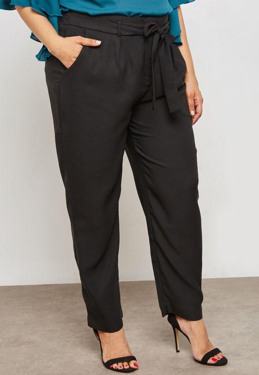 Self Tie Pants