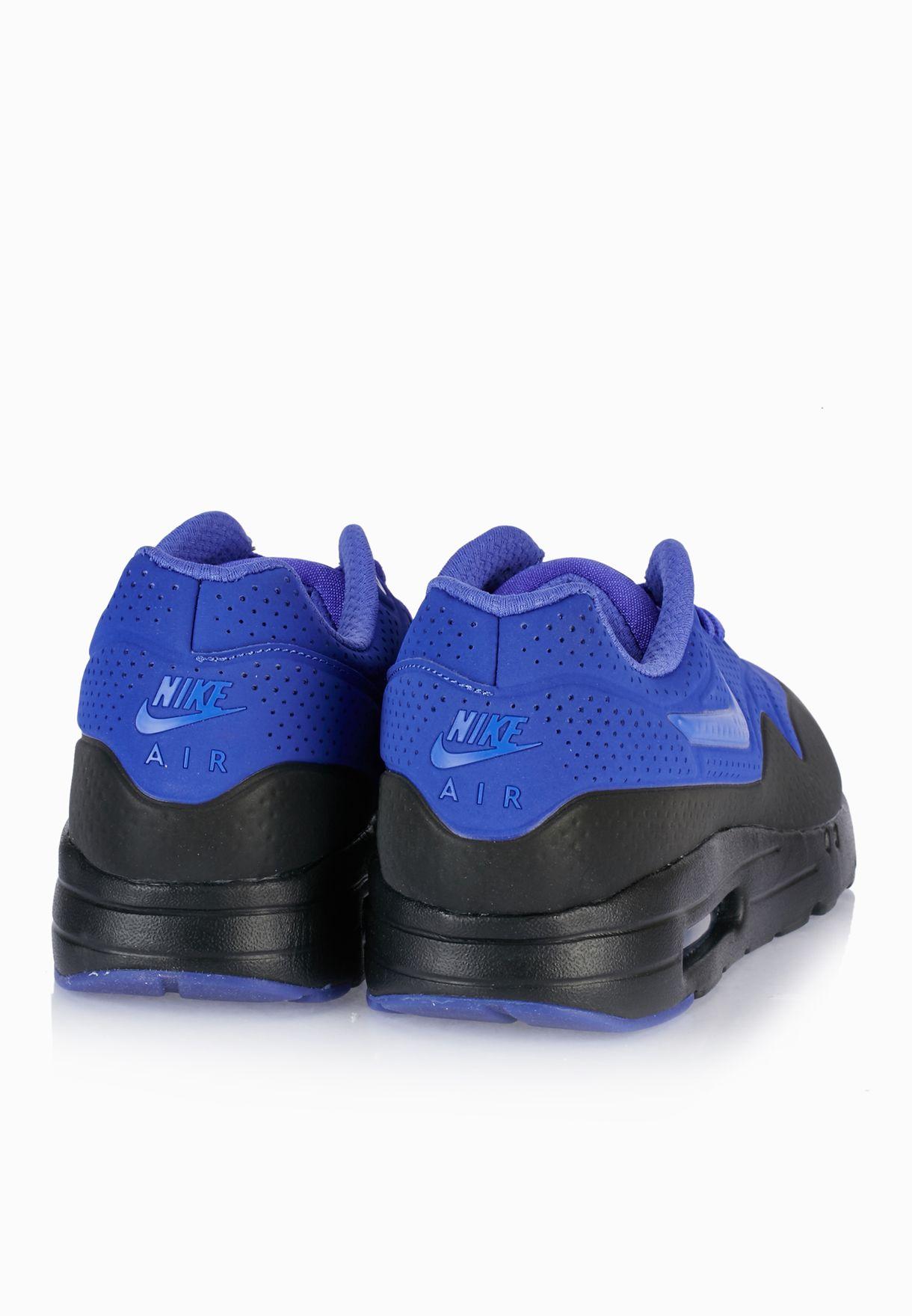c4329ffda5 Shop Nike purple Air Max 1 Ultra Moire 705297-500 for Men in Qatar ...