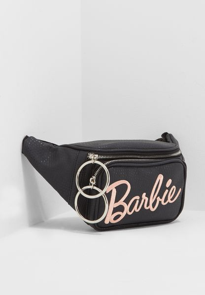MG Barbie Embroidered Bumbag