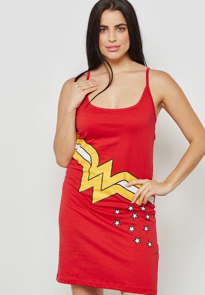 Wonder Woman Nightdress
