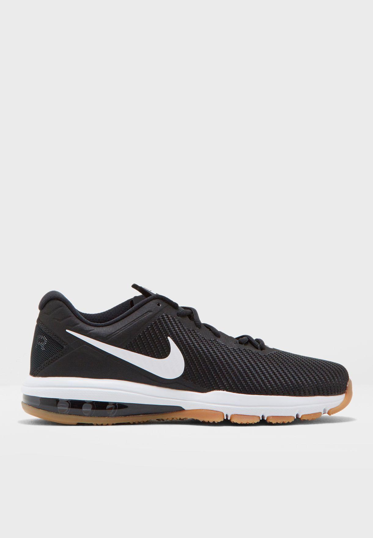b987df454c190 Shop Nike black Air Max Full Ride TR 1.5 869633-012 for Men in UAE ...