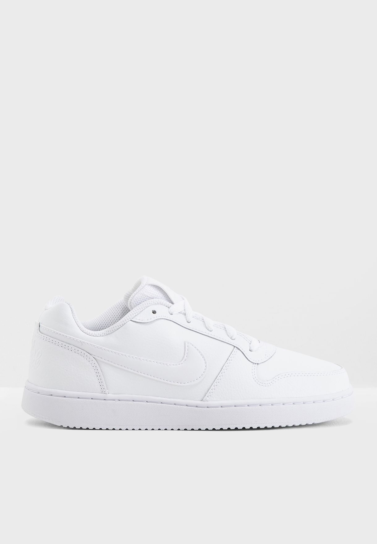 newest b04fe 1e71c Shop Nike white Ebernon Low AQ1779-100 for Women in UAE - NI727SH15QMI