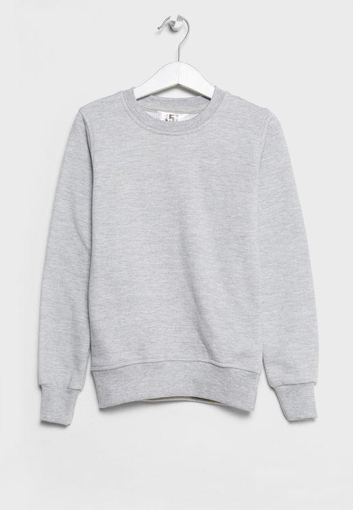 Little Essential Sweatshirt