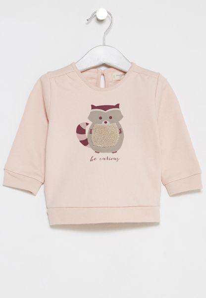 Infant Mapache Sweatshirt