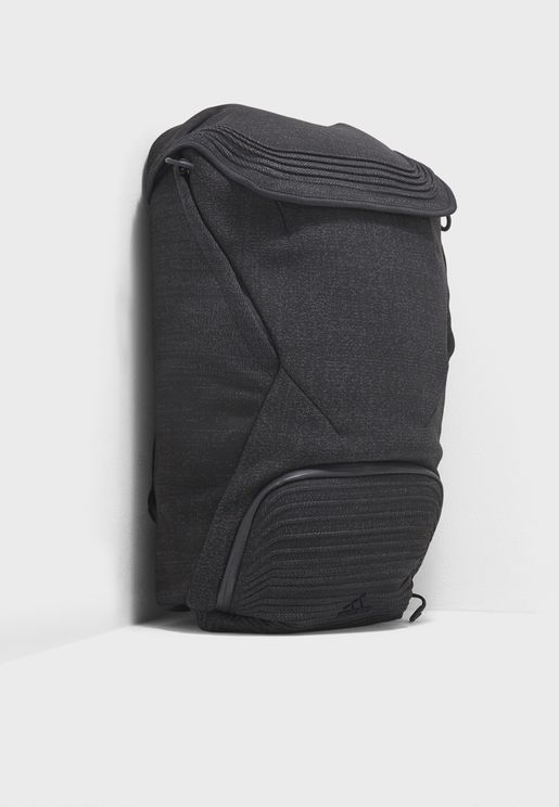 Icon Knitted Backpack