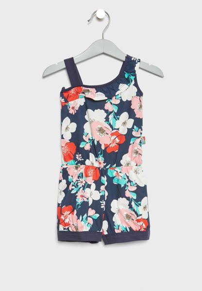 Infant Flower Romper