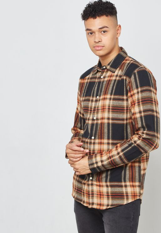 Hallow Check Shirt